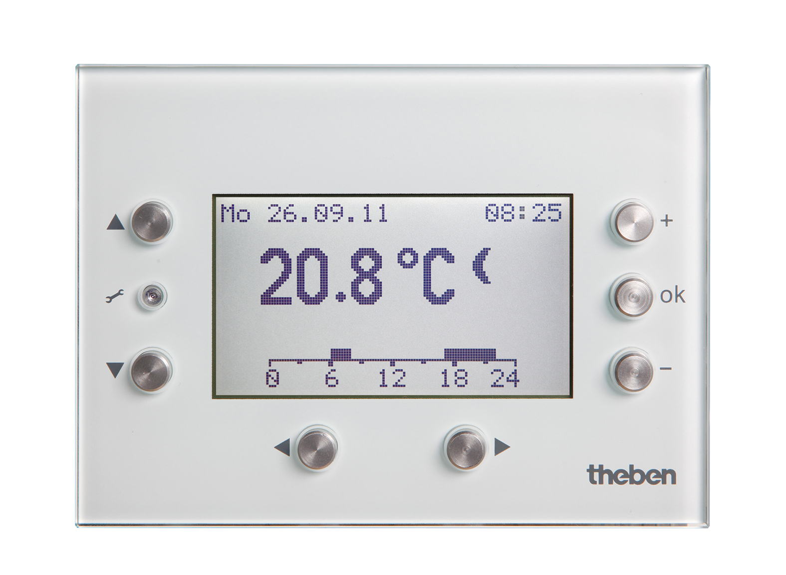 Theben for Thermostat d ambiance saint denis