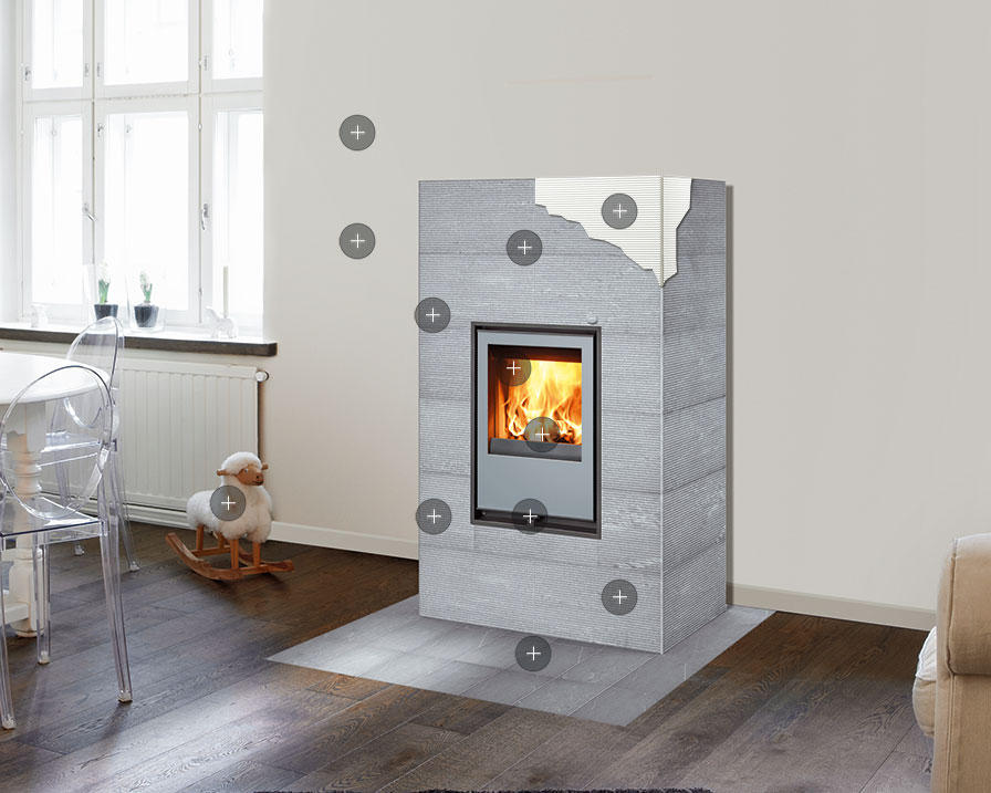 Benefits of a soapstone fireplace | Tulikivi