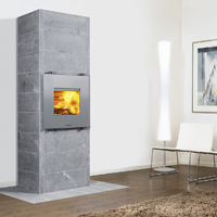 Tulikivi Design Stoves Suit A Modern Interior Tulikivi